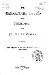 De grammatische figuren in het Nederlandsch