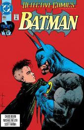Detective Comics (1937-2011) #655