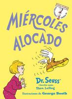 Mi  rcoles Alocado  Wacky Wednesday Spanish Edition  PDF
