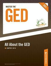 Master the GED: All About the GED: Chapter 1 of 16, Edition 25