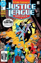 Justice League America (1987-) #55