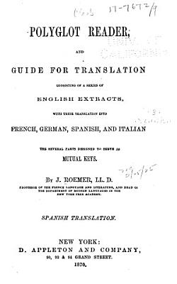 Polyglot Reader  and Guide for Translation  Spanish translation  1870 PDF