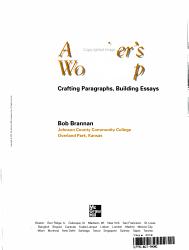 A Writer S Workshop Book PDF