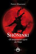 Shoninki  Gli insegnamenti segreti dei Ninja PDF
