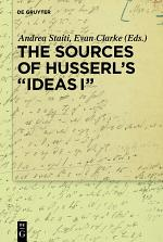 The Sources of Husserl's 'Ideas I'