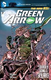 Green Arrow (2011-) #7