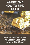 Where And How To Find Gold