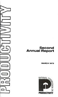 Productivity  Second Annual Report