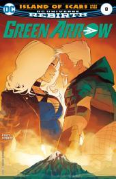 Green Arrow (2016-) #8