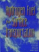 Hydrogen Fuel for Surface Transportation PDF