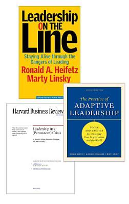 Adaptive Leadership  The Heifetz Collection  3 Items