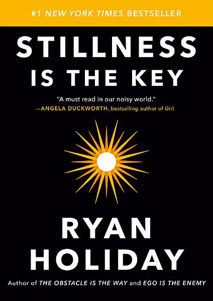 Download Stillness Is the Key Book