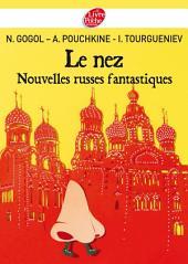 Le nez et autres nouvelles russes