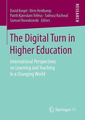 The Digital Turn in Higher Education PDF