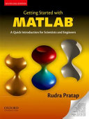 Getting Started With Matlab  A Quick Int