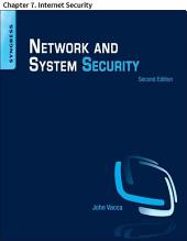 Network and System Security: Chapter 7. Internet Security, Edition 2