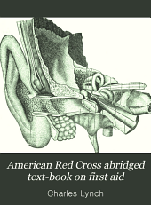 American Red Cross abridged text-book on first aid