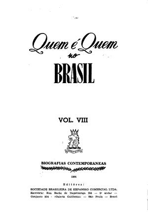 Quem    quem no Brasil PDF