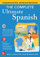 The Complete Ultimate Spanish PDF