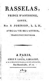 Rasselas, prince d'Abyssinie: conte