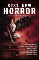 The Mammoth Book of Best New Horror 21