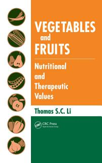 Vegetables and Fruits Book