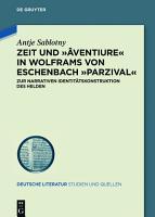 Zeit und      ventiure    in Wolframs von Eschenbach    Parzival    PDF