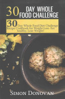 Download 30 Day Whole Food Challenge Book