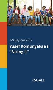 "A Study Guide for Yusef Komunyakaa's ""Facing It"""