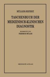 Taschenbuch der Medizinisch-Klinischen Diagnostik: Ausgabe 30