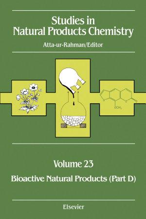 Bioactive Natural Products  Part D