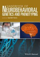 Handbook of Neurobehavioral Genetics and Phenotyping PDF