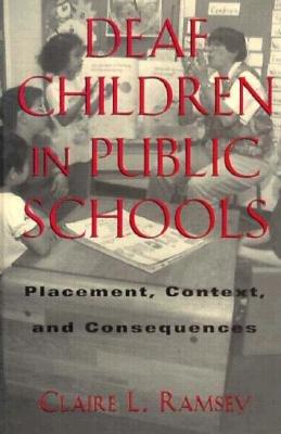 Deaf Children in Public Schools