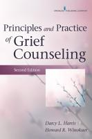Principles and Practice of Grief Counseling  Second Edition PDF
