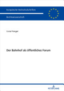 Der Bahnhof Als Oeffentliches Forum PDF