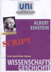 Albert Einstein: Wissenschaftsgeschichte