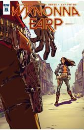 Wynonna Earp #5