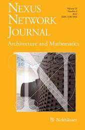 Nexus Network Journal 14,3: Architecture and Mathematics
