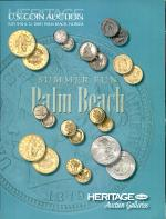 HNAI Heritage Auctions US Coin Auction Catalog #1127, Summer FUN, Long Beach, CA