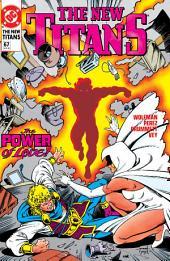 The New Titans (1988-1996) #67