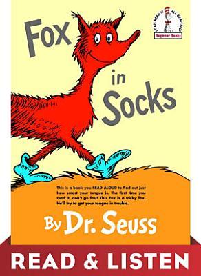 Fox in Socks  Read   Listen Edition