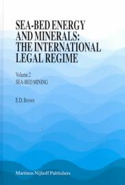 Sea bed Energy and Minerals  Sea bed mining PDF