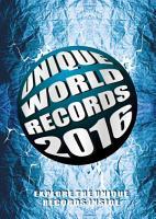 Unique World Records 2016 PDF