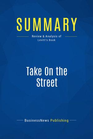 Summary  Take On the Street PDF