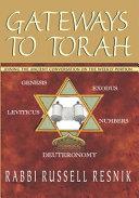 Gateways to Torah PDF