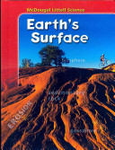 McDougal Littell Science Earth s Surface PDF