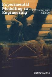 Experimental Modelling in Engineering