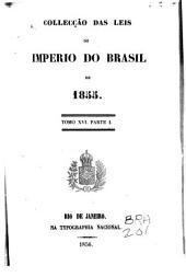 Coleção das leis ...: Volume 16,Parte 1