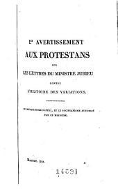 Œuvres de Bossuet: évêque de Meaux, revues sur les manuscrits originaux, et le éditions les plus correctes, Volume21
