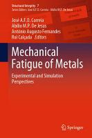 Mechanical Fatigue of Metals PDF